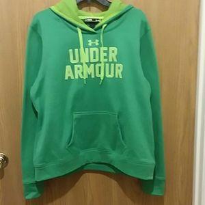 Under Armour Sweatshirt.